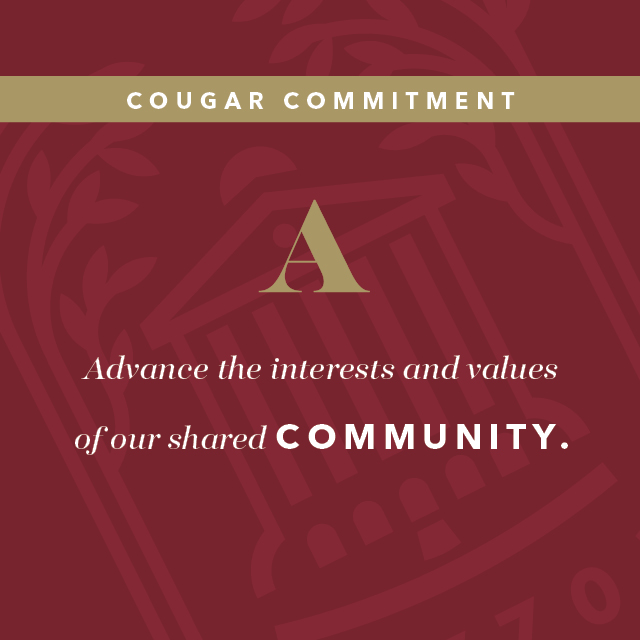 Cougar Commitment A